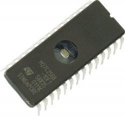 ST-NSC - 27C512 - DIP28 EPROM Entegre