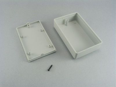 27x58x92mm Hand Type Storage Box (Black)