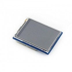 "WaveShare - 2.8"" Arduino Touchscreen LCD Shield"