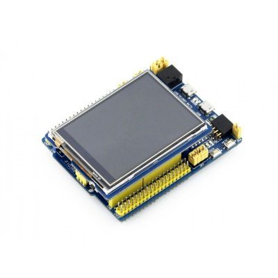 """2.8"""" Arduino Touchscreen LCD Shield"""