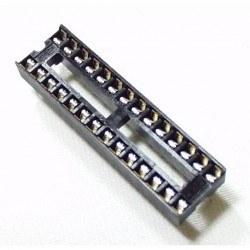 Robotistan - 28 Pin Dip Socket