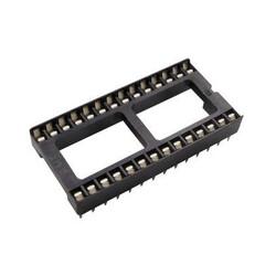 Robotistan - 28 Pin Large Type Dip Socket
