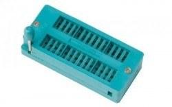 China - 28 Pin Zif Socket