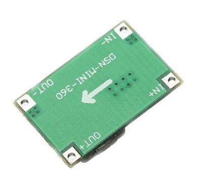 2 A Mini Ayarlanabilir Voltaj Düşürücü Regülatör Kartı
