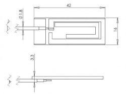 2JMAS04 - Dahili GSM Anten - Thumbnail