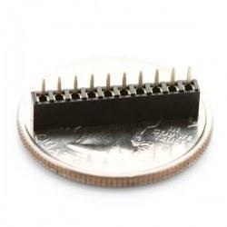 2 mm 10pin XBee Socket - Thumbnail