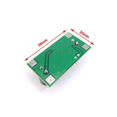 2W-3W Power LED Driver - 5-35V Input, 700mA Constant Current Out, PWM Input