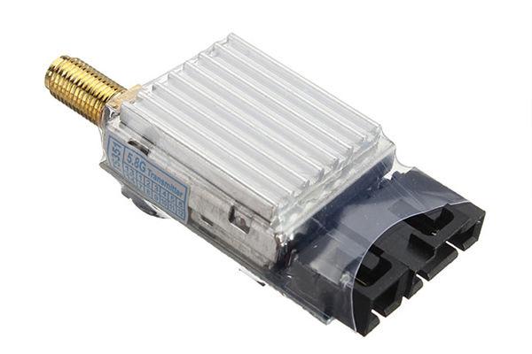 200mW FPV Aktarıcı ve Alıcı Kit - 5.8G, 8 Kanal