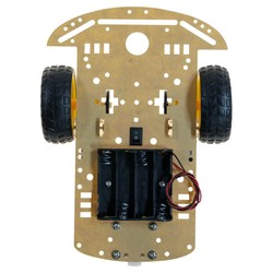 2WD Smart Car Robot Chassis - Thumbnail