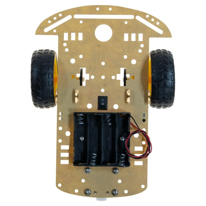 2WD Smart Car Robot Chassis