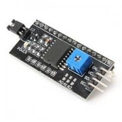 Robotistan - Karakter LCD I2C/IIC Dönüştürücü Kartı