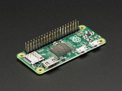 2x20 Raspberry Pi Erkek Header