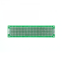 China - 2x8 cm Çift Yüzlü Pertinaks