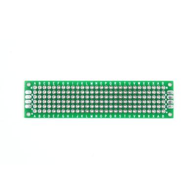 2x8 cm Çift Yüzlü Pertinaks
