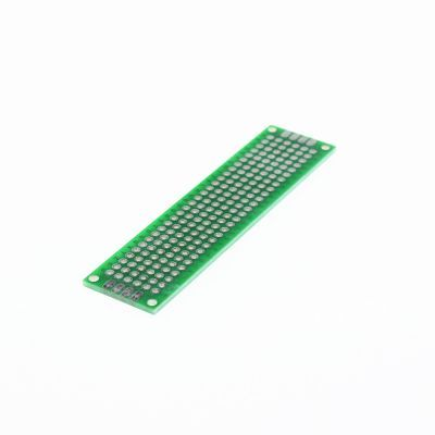 2x8cm Double Sided Perfboard