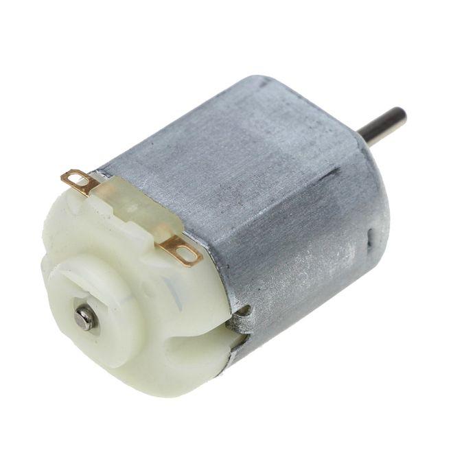 3-6 V DC Motor Hobi ve Oyuncak Motoru