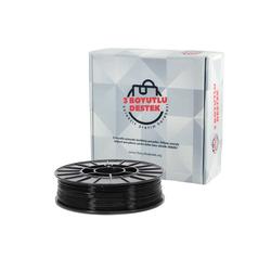 3 Boyutlu Destek - 3 Boyutlu Destek PLA 1.75 Filament - Black