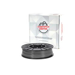 3 Boyutlu Destek - 3 Boyutlu Destek PLA Filament - Gümüş 1.75mm