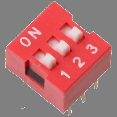 3 Dip Switch