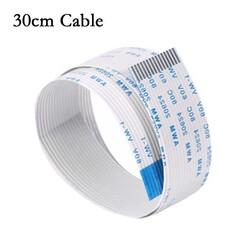 ODSEVEN - Raspberry 4B/3B+/3B/3A+ Camera FFC 15PIN Cable no Support Zero/Zero W - 0.3M