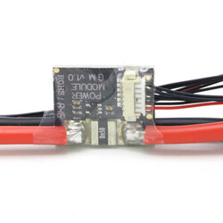 30 V 90 A Güç Modülü - 5.3V 3 A BEC - T-Plug Soketli (APM,Pixhawk) - Thumbnail