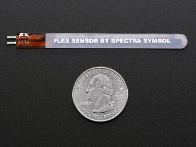 2.2 Inch Flex Sensör