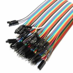 Robotistan - 30cm 40 Pin M-F Jumper Wires