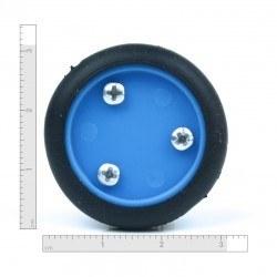 30x8mm Blue Wheel Set - Thumbnail