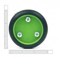 30x8mm Green Wheel Set - Thumbnail