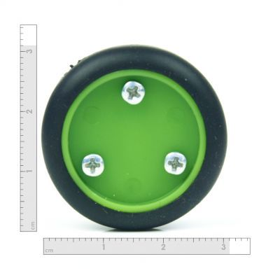 30x8mm Green Wheel Set