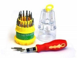 China - 31 in 1 Screwdriver Toolkit