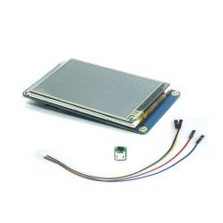 Nextion - 3.2 Inch Nextion HMI Dokunmatik TFT Lcd Ekran - 4 MB Dahili Hafıza