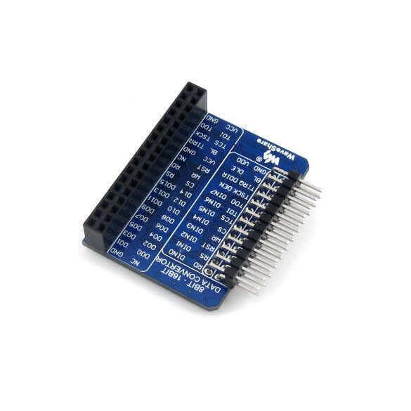 3.2 Inch LCD Adaptör Kartı
