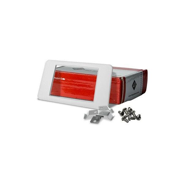 3.2 Inch Plastik Ekran Çerçevesi Beyaz - 4DBEZEL-32-W
