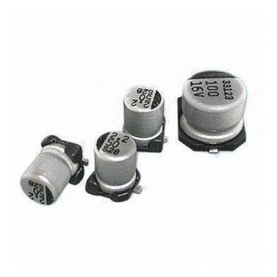3.3uF 50v SMD Electrolytic Capacitor (5x4mm)