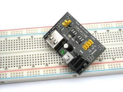 3.3V/5V Breadboard Power Module