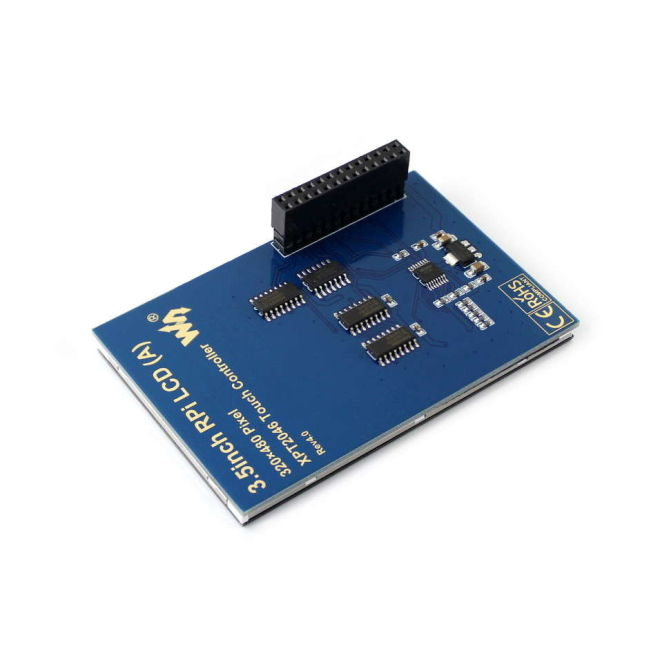 3,5'' Raspberry Pi Touch LCD Display (Primary Display)