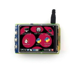 Image of 3,2'' Raspberry Pi Touch LCD Display (Primary Display)