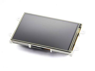 3.5 Inch Raspberry Pi Dokunmatik LCD Ekran (Birincil Ekran) - 4DPi-35
