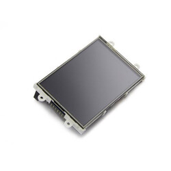 4D Systems - 3.5 Inch Raspberry Pi Dokunmatik LCD Ekran (Birincil Ekran) - 4DPi-35