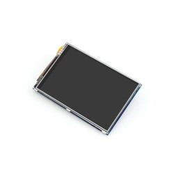 WaveShare - WaveShare 3.5 Inch Raspberry Pi Dokunmatik LCD Ekran (Birincil Ekran)