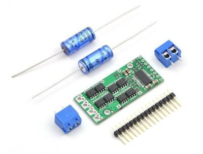 36 V 15 A High Powered Motor Driver Board