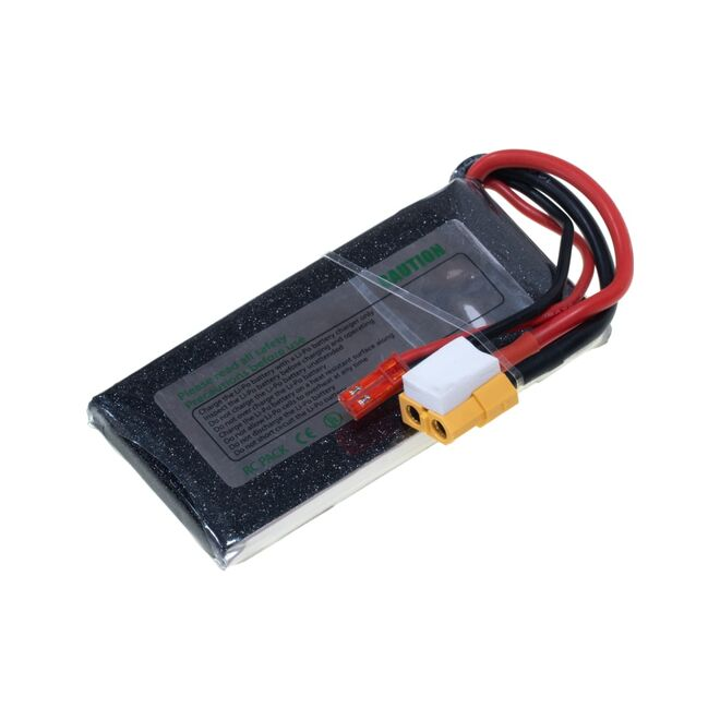 3.7 V 1S Lipo Batarya-Pil 2800 mAh 35C