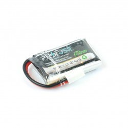 ProFuse - 3.7 V 1S Lipo Batarya 350 mAh 25C - Mikro Drone Pili (Corby Drone ile Uyumlu)