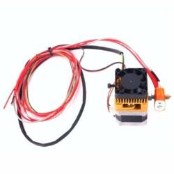 3B Yazıcı Extruder - Reprap Uyumlu Step Motorlu Extruder - Thumbnail