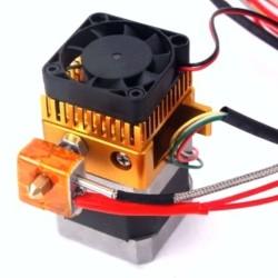 Robotistan - 3D Printer Extruder - Reprap Compatible Stepper Motor Extruder