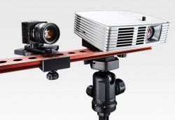 HP - 3D Structured Light Scanner Pro S2