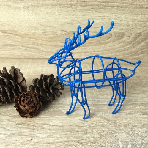 3D Yazıcı Kalem için Kalıp - Geyik