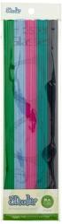 3Doodler - 3Doodler PLA Clearly Sprigtime 25'li Filament Paketi
