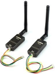 China - 3DR 100 mW 433 Mhz Radyo Telemetri Seti v2 (APM, Pixhawk Uyumlu)
